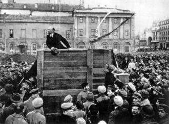 Imagem sem Trotsky