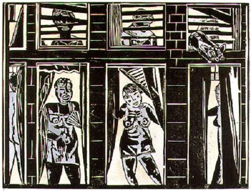 Resultado de imagem para Lasar Segall prostitutas museu lasar segall