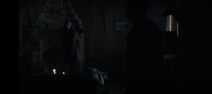 cenas bem escuras