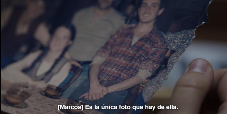 Foto da família - Marcos não aparece