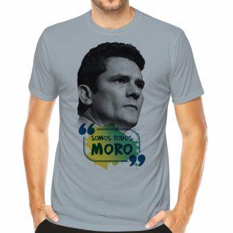 Camiseta de Sergio Moro