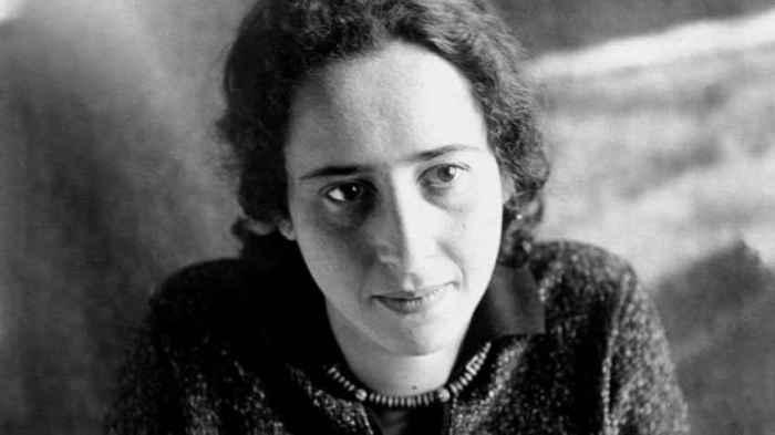 Hannah Arendt jovem 1