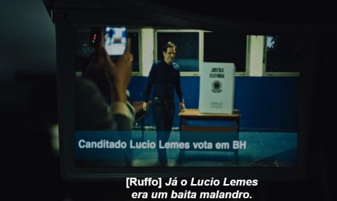 Lúcio Lemes malandro