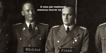 Hans Frank o Carniceiro da Polônia.
