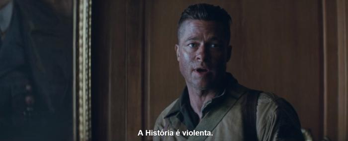 Corações de Ferro - A história é violenta