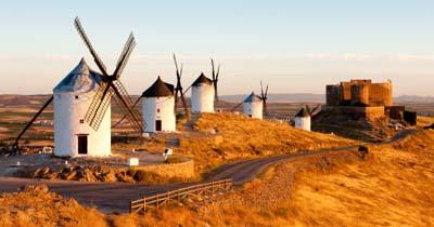 La Mancha Espanha