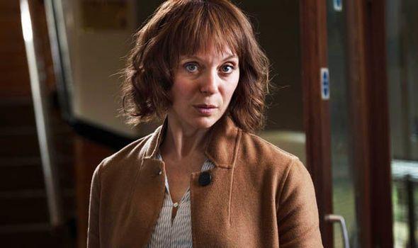 Amanda Abington como Sophie