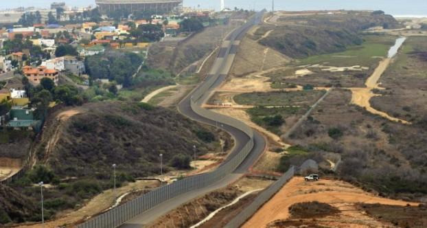 Fronteira Mexico Estados Unidos