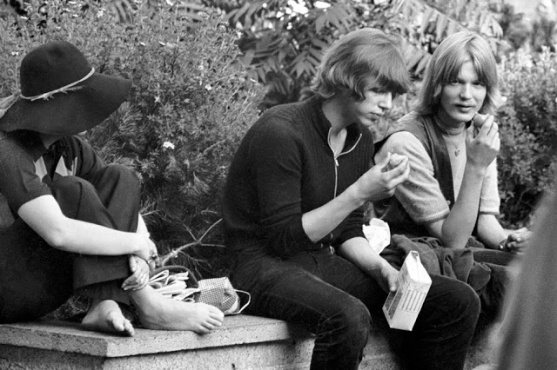 Hippies soviéticos