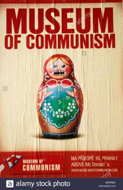 museum-of-communism-poster-prague-czech-republic-AMW9M2