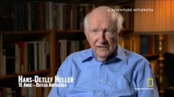 A Juventude Hitlerista - um dos entrevistados