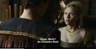 Maria Bolena é obrigada a ir para a corte inglesa.