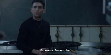 Jaime Lorente como Nano.