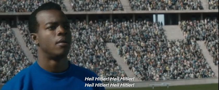 Raça 5 Heil Hitler