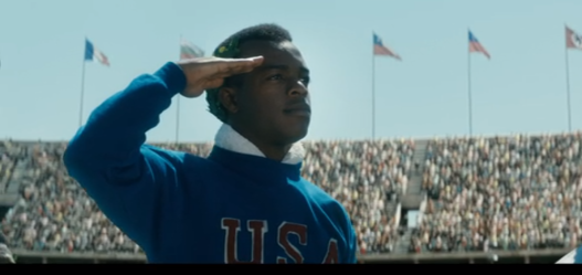 Stephan James como Jesse Owens