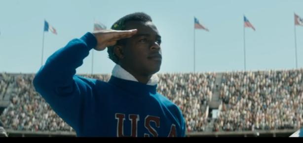 Stephan James como Jesse Owens