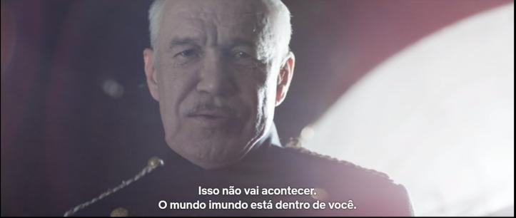 TROSTSKY NA PRISÃ MUNDO IMUNDO DENTRO DELE