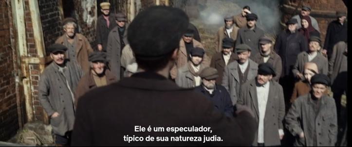 Trotsky exilado por ser judeu