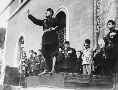 Benito Speech