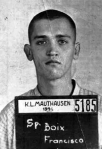 francesc-boix-Mauthausen