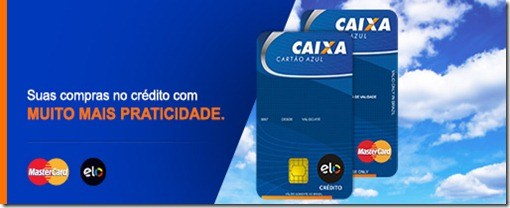 SolicitarCartaoAzulCaixa