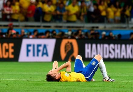 Brasil perde de 7 x 1