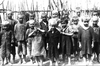 criancas - Holocausto