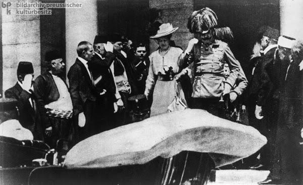Fernando, Francisco_ Sarajevo_1914
