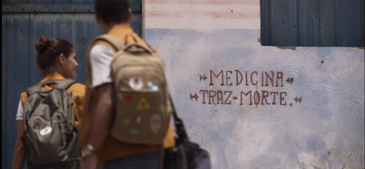 Medicina traz morte - O escolhido