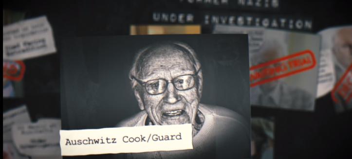 O contador de Auschwitz - gente sem condenação