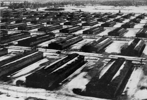 foto de Auschwitz