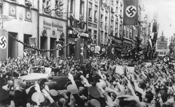 Hitler invade a polonia