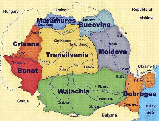Região da Bucovina