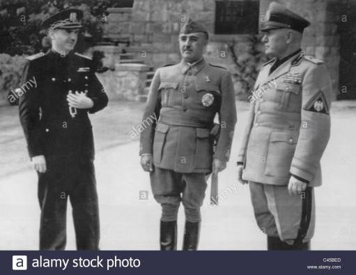francisco-franco-with-benito-mussolini-and-serrano-suner-1941-C45BED