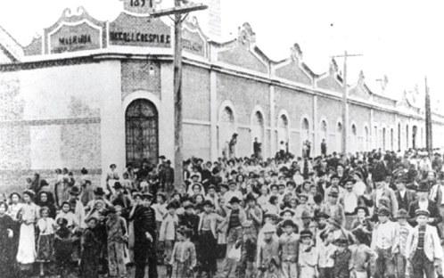 greve de 1917