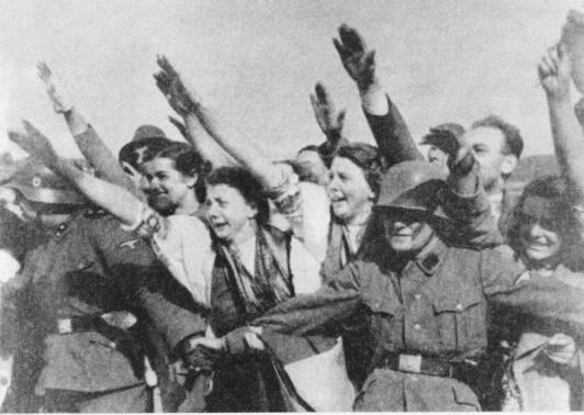 nazistas classe média