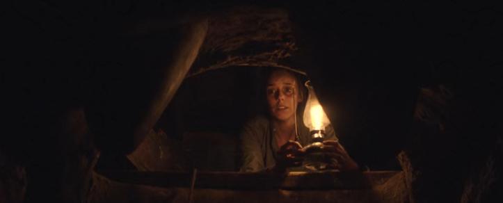 O filme mostra o sacríficio de Rosa em prol do marido